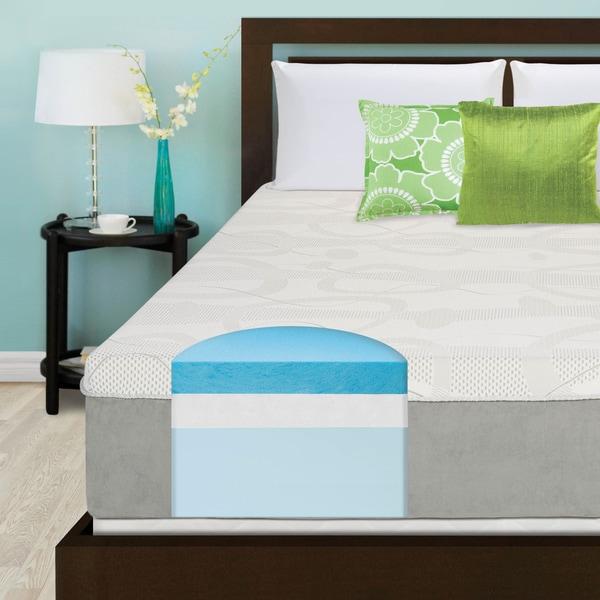 Slumber Solutions Choose Your Comfort 14-inch Queen-size ...