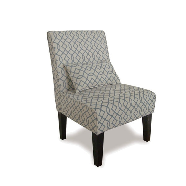 Bella Swirl Accent Chair