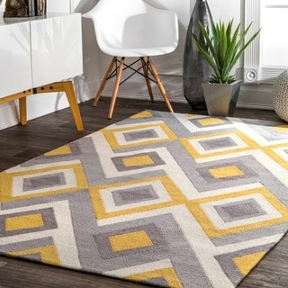 Yellow Area Rugs Overstock Shopping Decorate Your