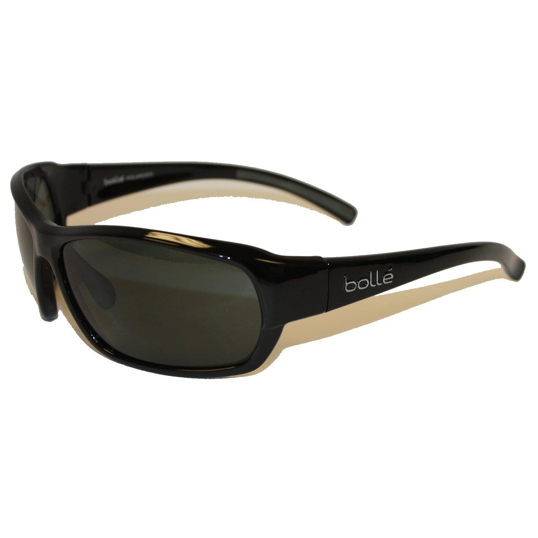 3d0754c7a18 Bolle Bounty Shiny Black polarized Sunglasses on PopScreen