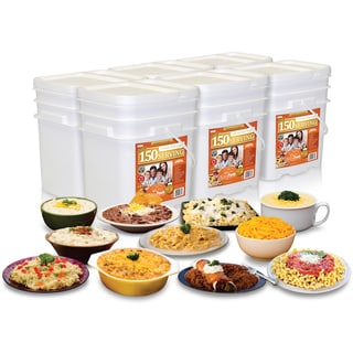 Chef S Banquet 1 Year Supply For 1 Person Food Storage