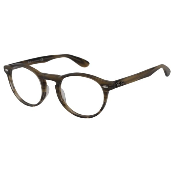 90e9f9c4529e Ray Ban Readers Mens RB5283 Round Reading Glasses on PopScreen