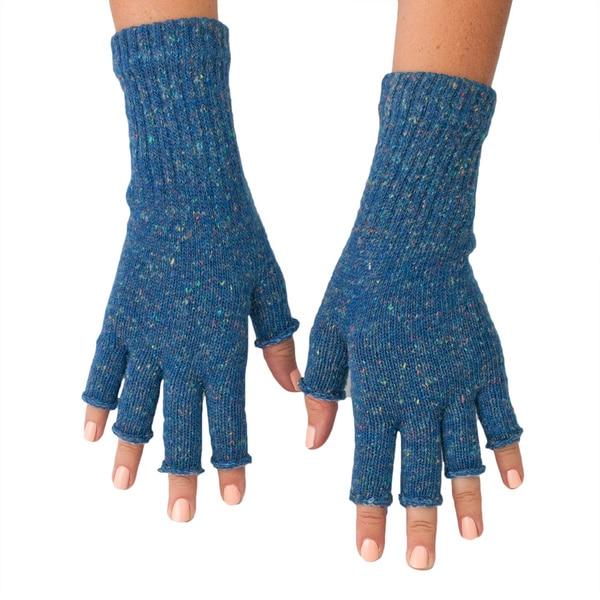 Agloves Sport Touchscreen Gloves: American Apparel Unisex Fingerless Gloves