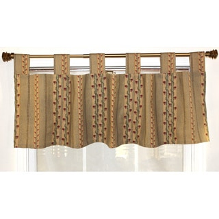 Rayon From Bamboo 15 Inch Grommet Top Valance Overstock