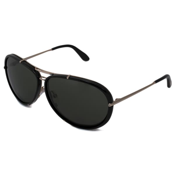 0cef1a4efd Tom Ford Mens TF0109 Cyrille Aviator Sunglasses on PopScreen