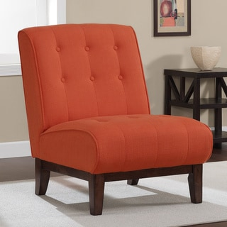 Orange Living Room Chairs Overstock Shopping The Best
