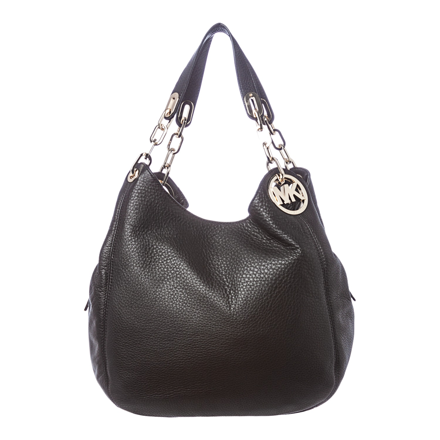 5354260a644b michael kors black fulton large shoulder bag satchel selma medium top zip  large selma bag uk