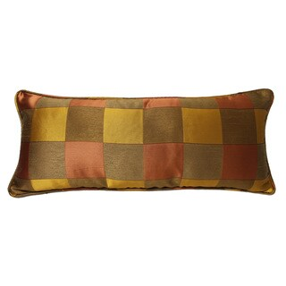 Sherry Kline Trafalgar Squares Boudoir Pillow