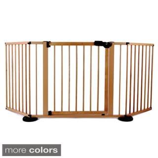 Primetime Petz 360 36 Inch Configurable Wooden Pet Gate