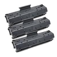 HP C4092A (HP 92A) Remanufactured Compatible Black Toner Cartridge (Pack of 3)