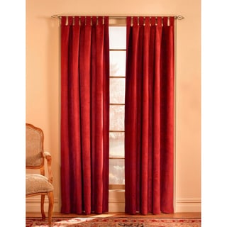 Red Curtains Overstock Shopping Stylish Drapes