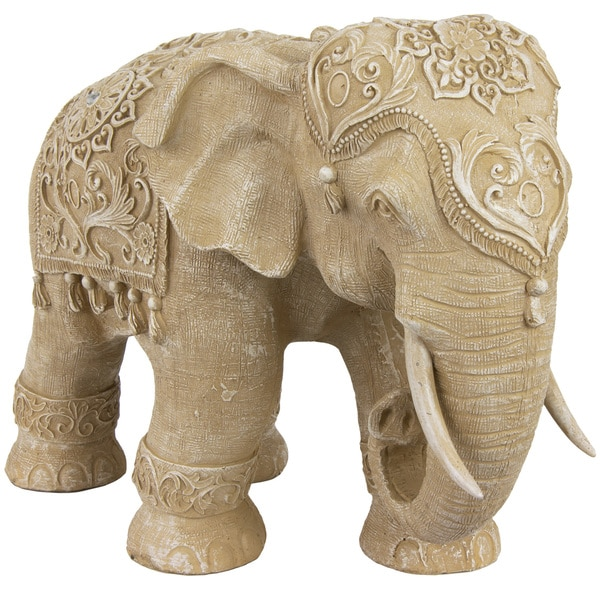 Standing Elephant 20 Inch Statue China 15929195