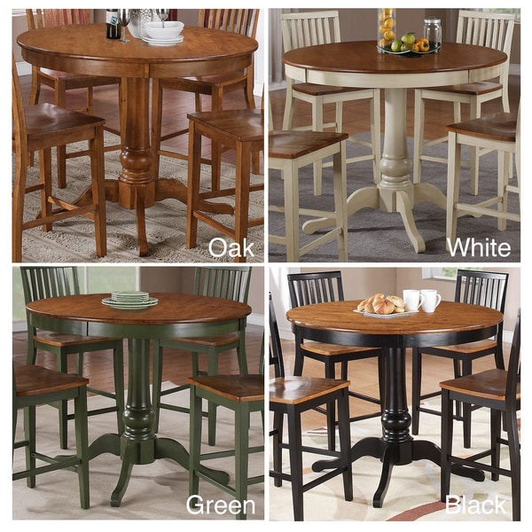 Greyson Living Carla 48 Inch Round Counter Height Dining
