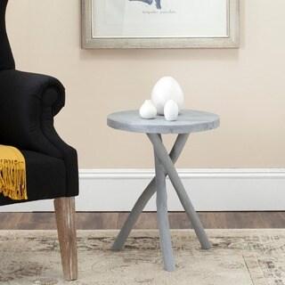 Safavieh Nara Grey Accent Table 15254246 Overstock Com