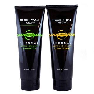 Salon Tech Silicone 450 Professional 1 Inch Flat Iron