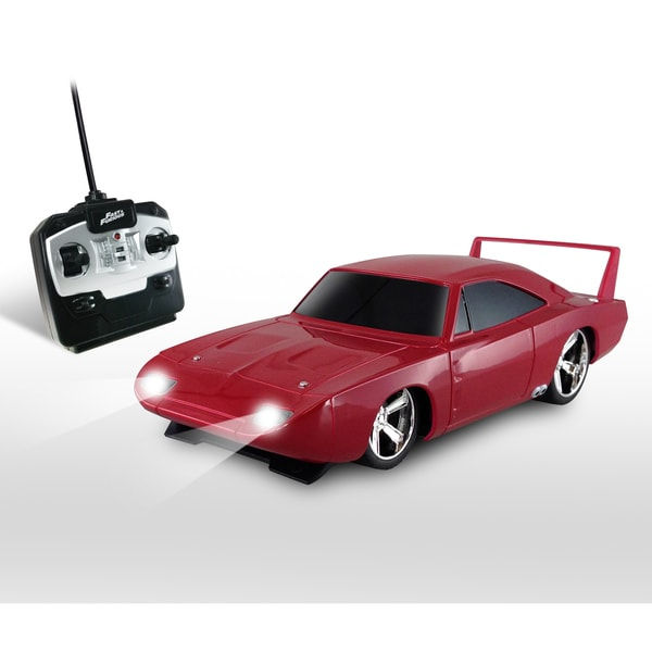 Fast And Furious 6 1969 Dodge Charger RC Car