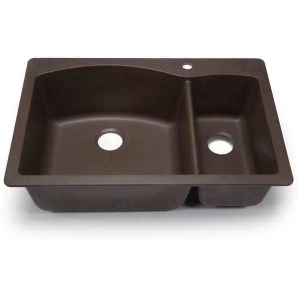 Blanco Brown: Blanco Cafe Brown Sink