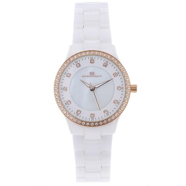 Oceanaut Women's Ceramic Watch
