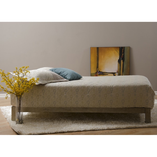 Aura Gold Platform Bed 15961356 Overstock Com Shopping