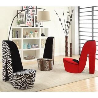 Chair That Looks Like A High Heel Shoe