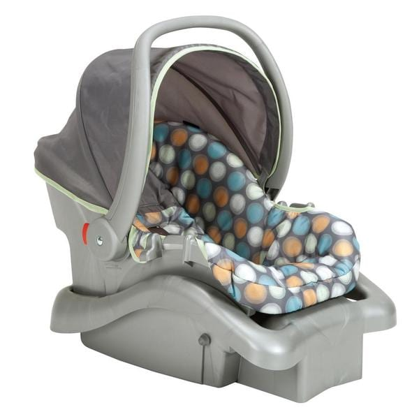 Cosco Comfy Carry Nonadjustable Infant Car Seat Base In Silver