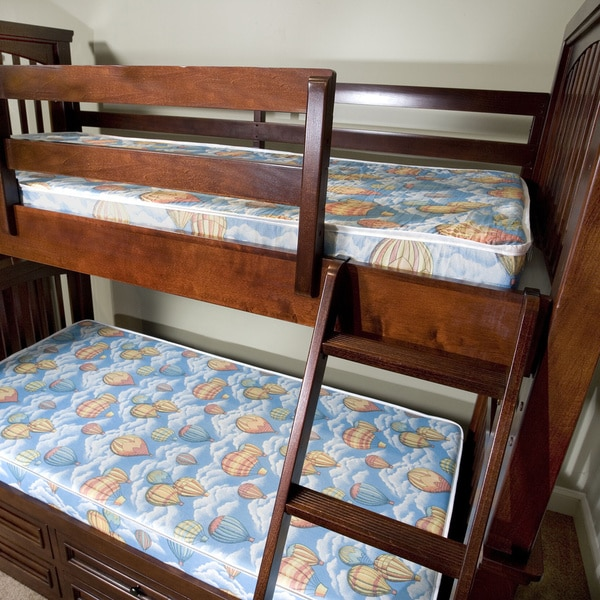 Innerspace Balloon Bunk Bed Dorm Room 5 Inch Twin Xl Size