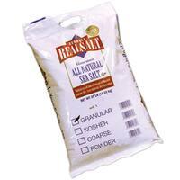 REAL Sea Salt 25-pound Bulk Bag