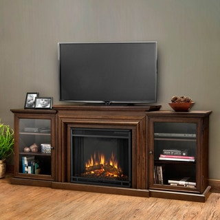 Electric Indoor Fireplaces Overstock Shopping The Best