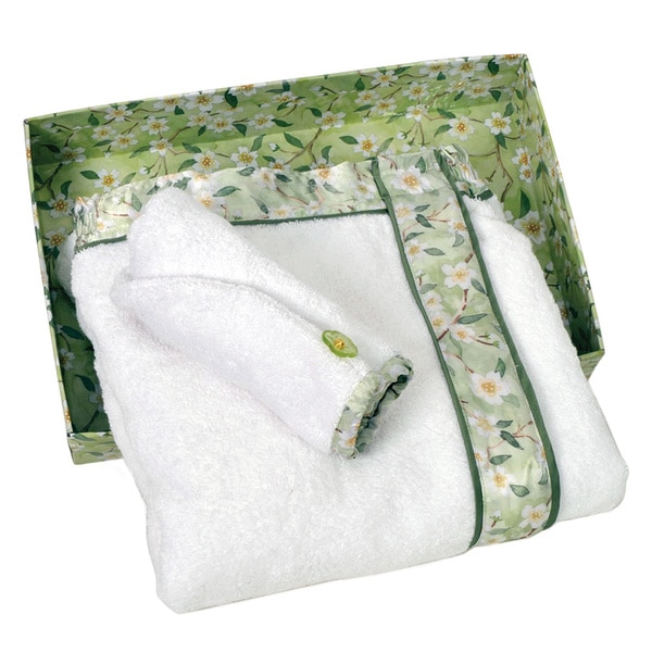 Spa Towels By Kassafina: Bella & Bliss Spa Wrap Towels Set