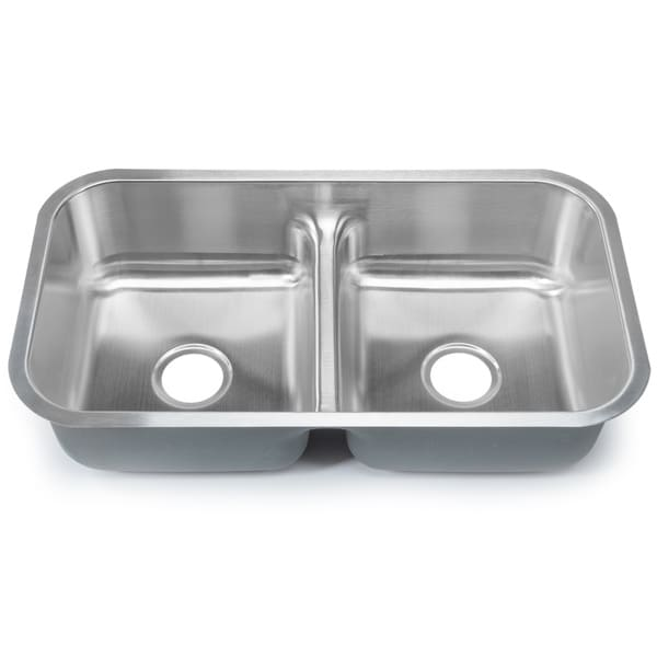 Low Divide Stainless Kitchen Sink