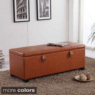 White Ottomans Overstock Shopping The Best Prices Online