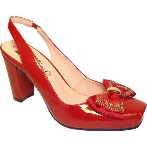 All Bellini Shoes Slingback In Red