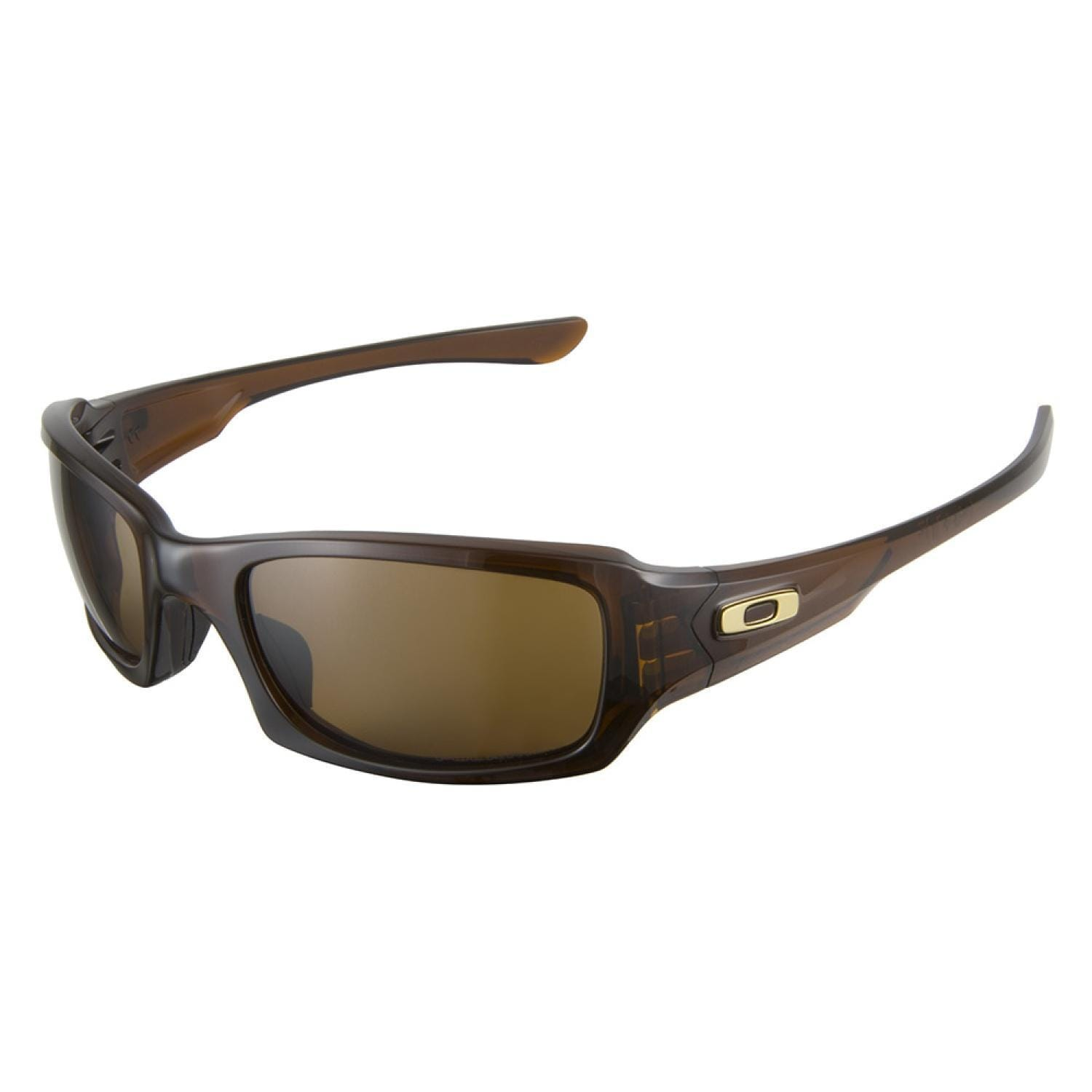62c391193c Oakley Five Squared 9238 08 Rootbeer Polarized 54 Sunglasses on ...