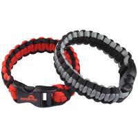 TrailWorthy Survival Paracord Bracelet - 10'