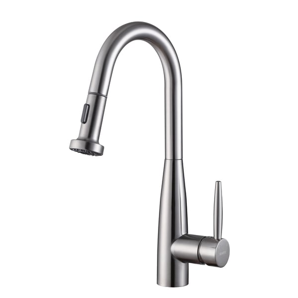 Overstock Stainless Steel Kitchen Faucets