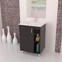 Inval Classic Contemporary Bathroom Vanity