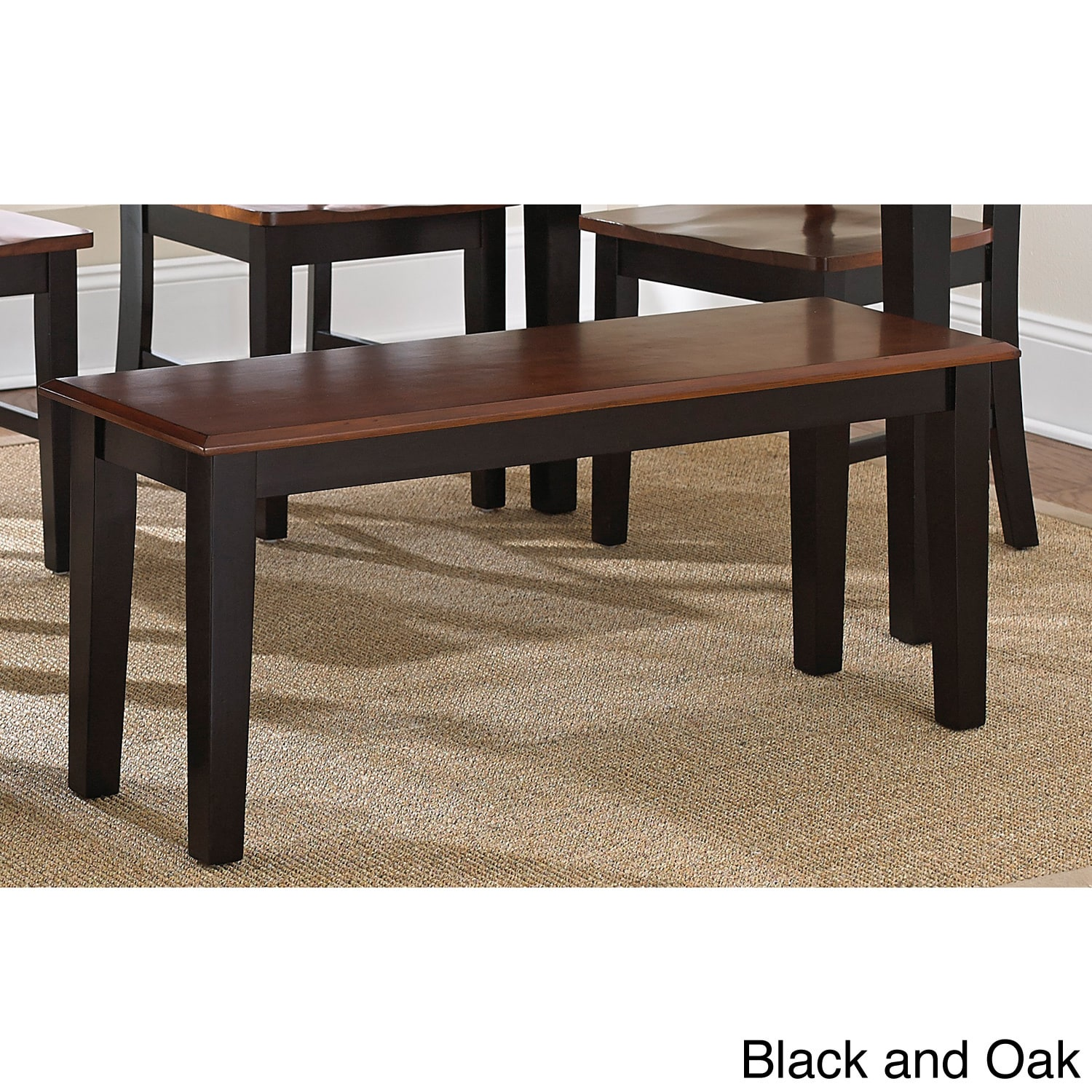 Peachy Keaton Dining Bench Hardwood Solids And Veneersfinish Oak Unemploymentrelief Wooden Chair Designs For Living Room Unemploymentrelieforg