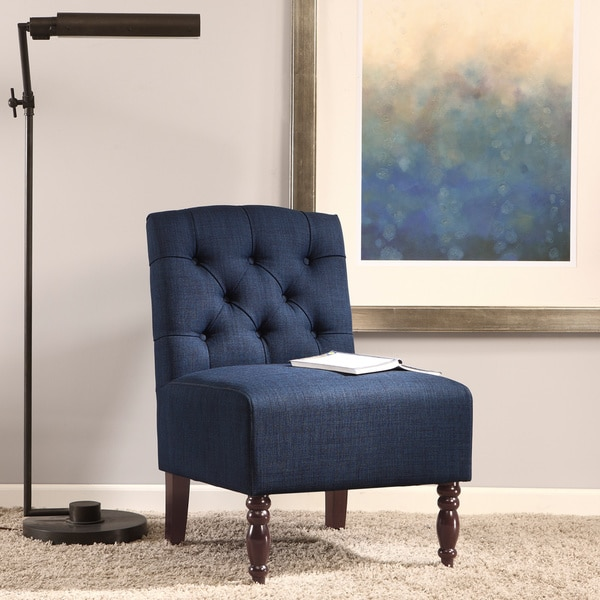 Image Result For Navy Blue Living Room Chair