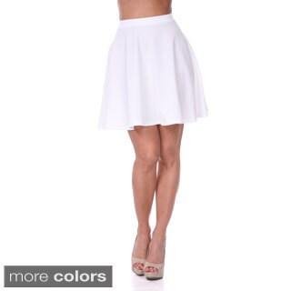 Short Skirt White 35