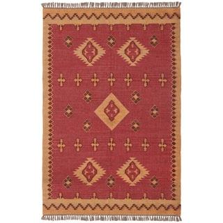 Elite Tribal Handmade Wool Rug 8 X 11 10862831