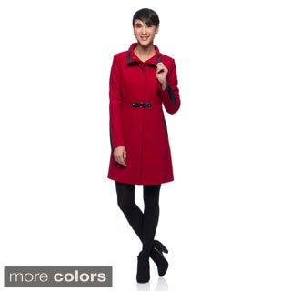 b8fa8cb28bf Where to buy Via Spiga Women s Wool Blend Walker Coat - hjuqq214g