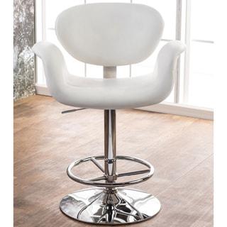 Furniture Of America Alize Hydraulic Adjustable Swivel Bar