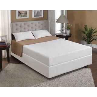 Comfort Dreams 8 Inch Twin Xl Size Memory Foam Mattress
