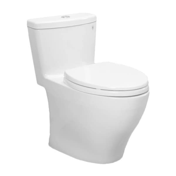 Toto Ms654114mf 01 Cotton White Elongated Toilet