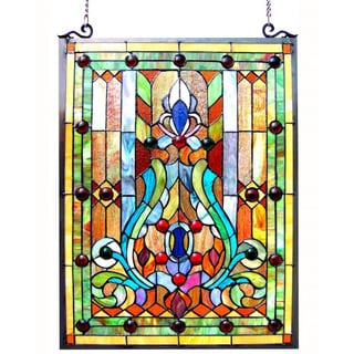 Stained Glass Panels Overstock Com