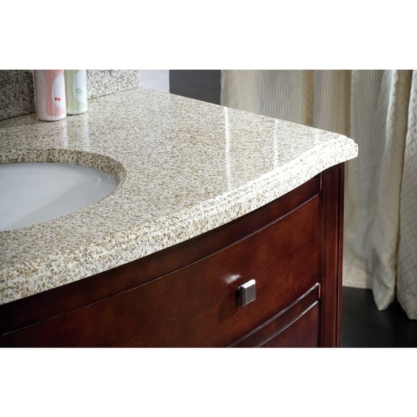 OVE Decors Georgia 42-inch Single Sink Bathroom Vanity ...