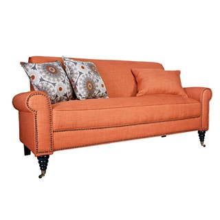 Orange Living Room Furniture Overstock Shopping Bring
