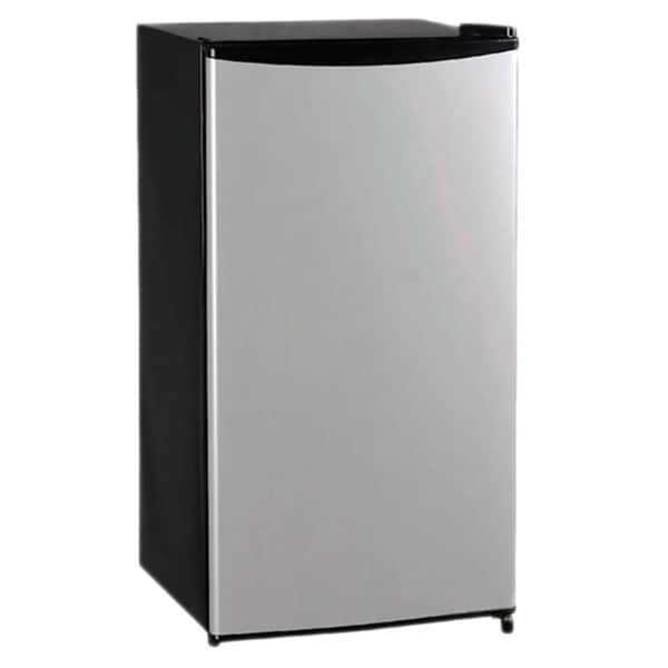 Equatormidea Stainless Steel Compact Refrigerator image