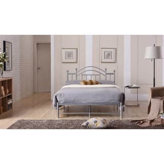 Metal Beds Overstock Shopping Comfort In Any Style