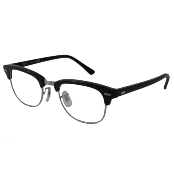 982126ec58 Clubmaster Browline Eyeglasses - Bitterroot Public Library